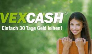 Vexcash – bester Anbieter für Kurzzeitkredite in Deutschland