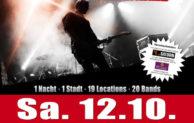 Kneipenfestival Live Music Hopping in Siegen findet zum 5. Mal statt