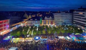 Programm des 43. Lüdenscheider Stadtfest am 14. und 15.09.