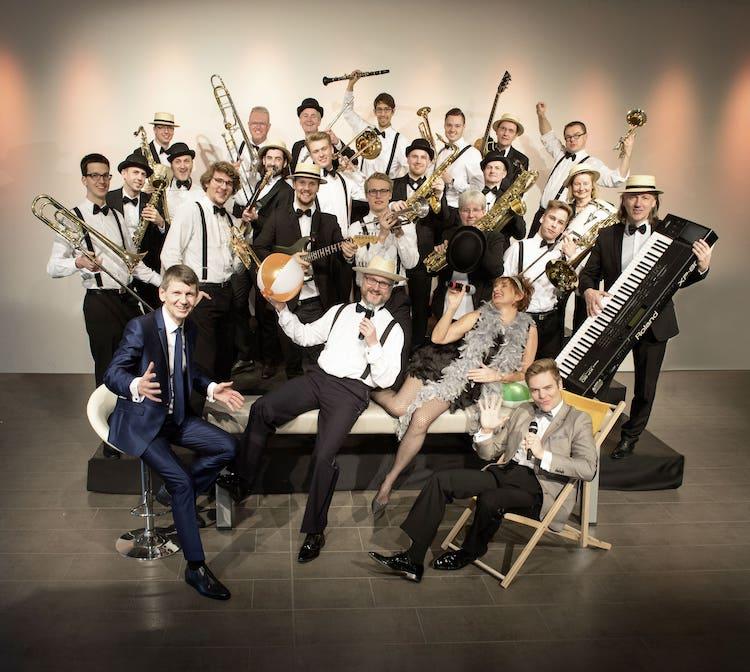 Photo of Westfalia Big Band kommt am 28.09. nach Bad Sassendorf