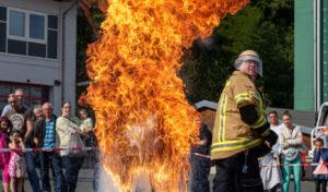 Tag der offenen Tür der Freiwilligen Feuerwehr Menden
