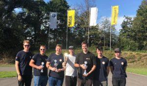 OAC-Ergebnisse in der Westfalenmeisterschaft 2019