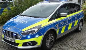 Erster neuer Polizei-Streifenwagen ist in Soest im Einsatz