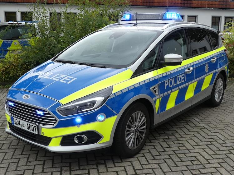 Photo of Erster neuer Polizei-Streifenwagen ist in Soest im Einsatz