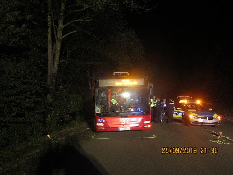 Photo of Zeugen nach Unfall gesucht