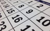 Kulturkalender im Taschenformat