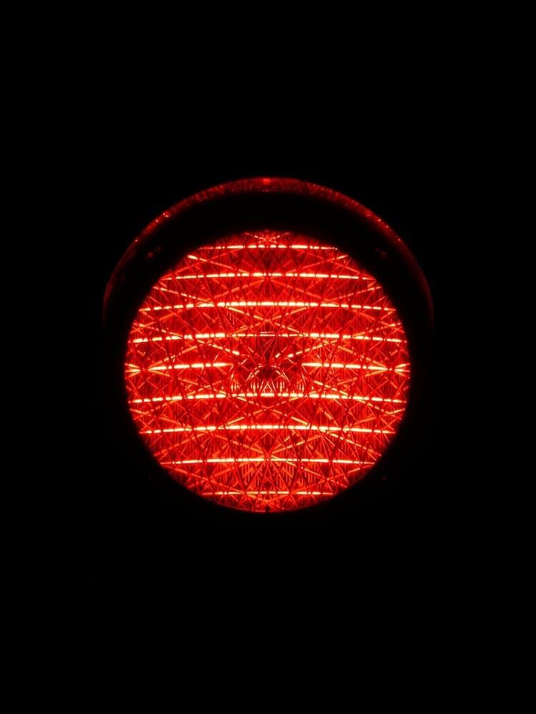 Photo of Rote Ampel überfahren