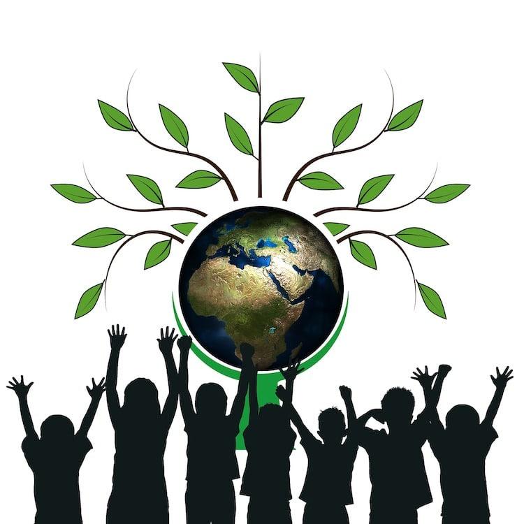 Photo of Change the Future Kampagne
