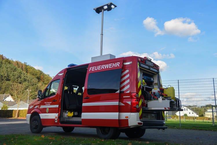 Photo of Neues Vorauslöschfahrzeug