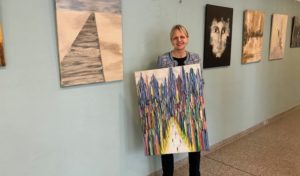 Kunstwerke im Marienkrankenhaus