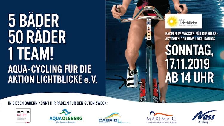 Soest - Aqua-Cycling: Aktion Lichtblicke eV - Südwestfalen Nachrichten | Am Puls der Heimat.