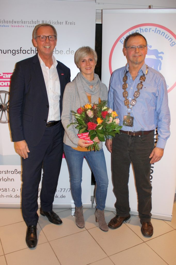 Photo of NRW-Prüfungsbeste: Mandy Geier