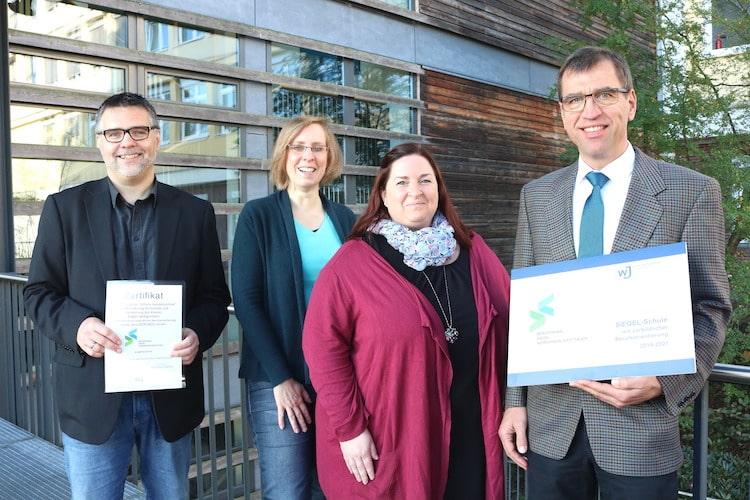 Photo of BerufswahlSIEGEL