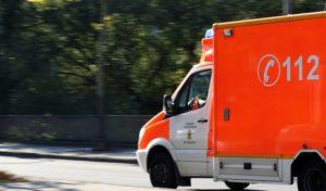 Rettungsassistent angegangen