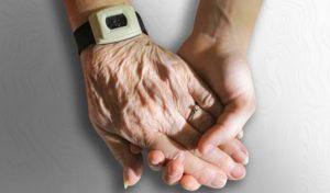 Altenpflegerin als Examensbeste