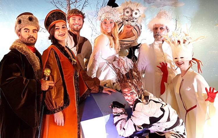 Photo of Das Schneemädchen – Familientheater