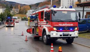 Einsatzreicher Tag für die Feuerwehr