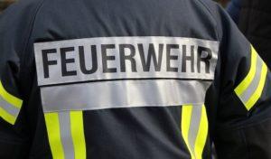 Kellerbrand mit Schwerverletztem