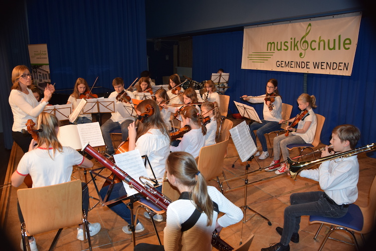 Photo of Adventskonzert der Musikschule Wenden