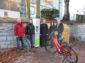Fahrrad-Akku-Ladestation am Rathaus