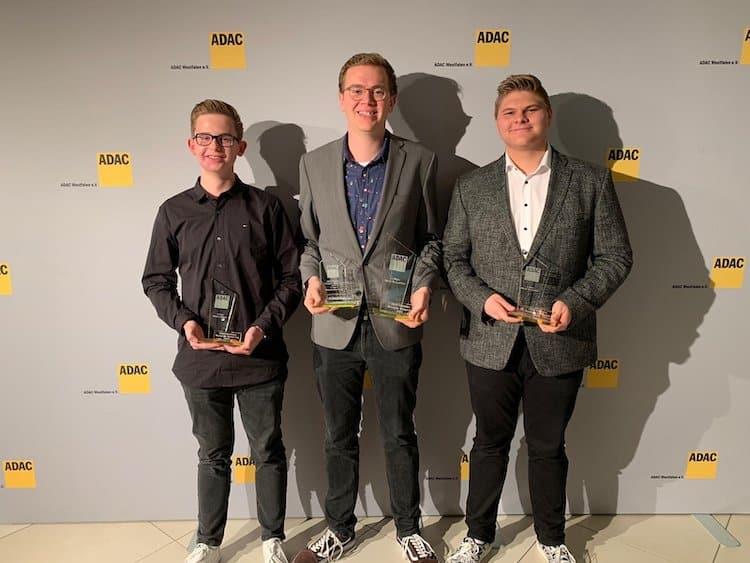 Photo of OAC-Team ausgezeichnet