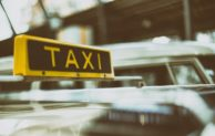 Taxi-Rechnung