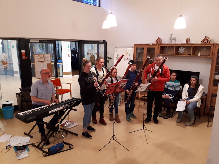 Photo of Jugendmusikensemble