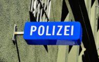 Weihnachtsbesuch bei der Polizei