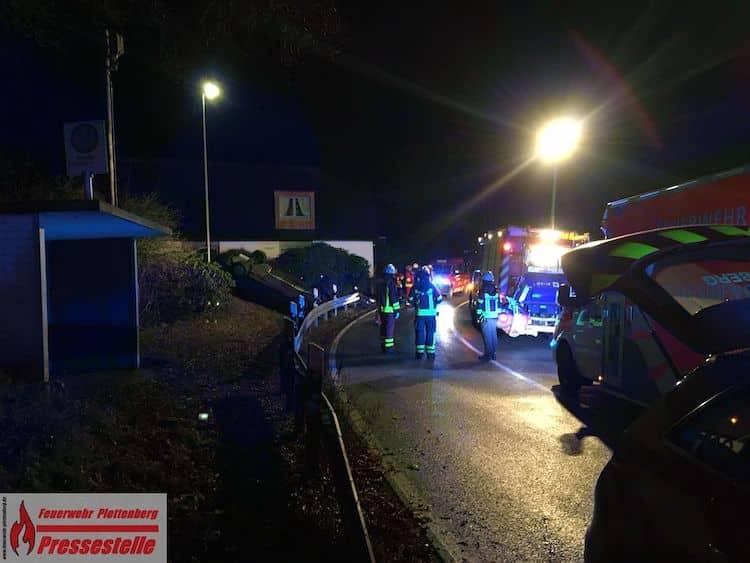 Photo of Autounfall mit Überschlag