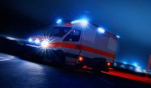 Alleinunfall – Fahrer schwer verletzt