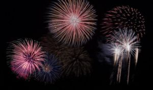 Feuerwerk – Sicherheit geht vor