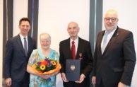 Verdienstkreuz für Eckhard Dippel