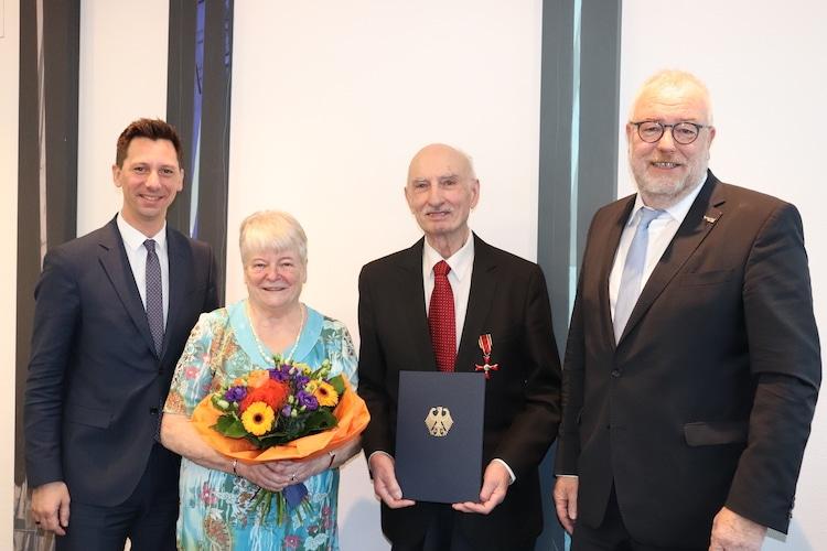 Photo of Verdienstkreuz für Eckhard Dippel
