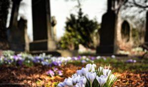 Urne von Friedhof gestohlen