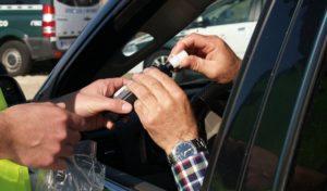 Fahrer unter Alkoholeinfluss