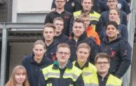 Grundausbildung der Feuerwehr
