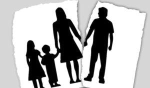 Kinder aus Scheidungsfamilien