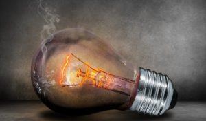 """""""Sabine"""" sorgt für Stromausfall"""