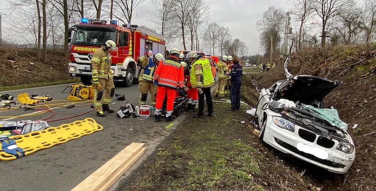 Photo of Schwerer Verkehrsunfall