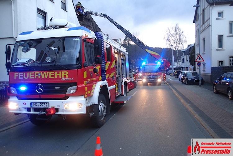 Photo of Feuerwehr-Einsätze am Dienstag