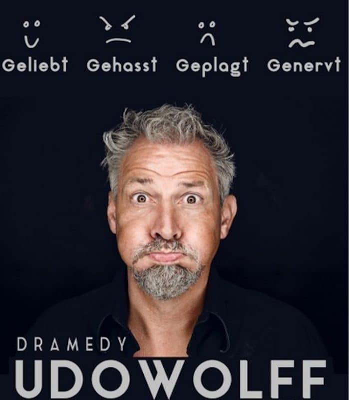 Photo of Udo Wolff – Geliebt gehasst geplagt genervt