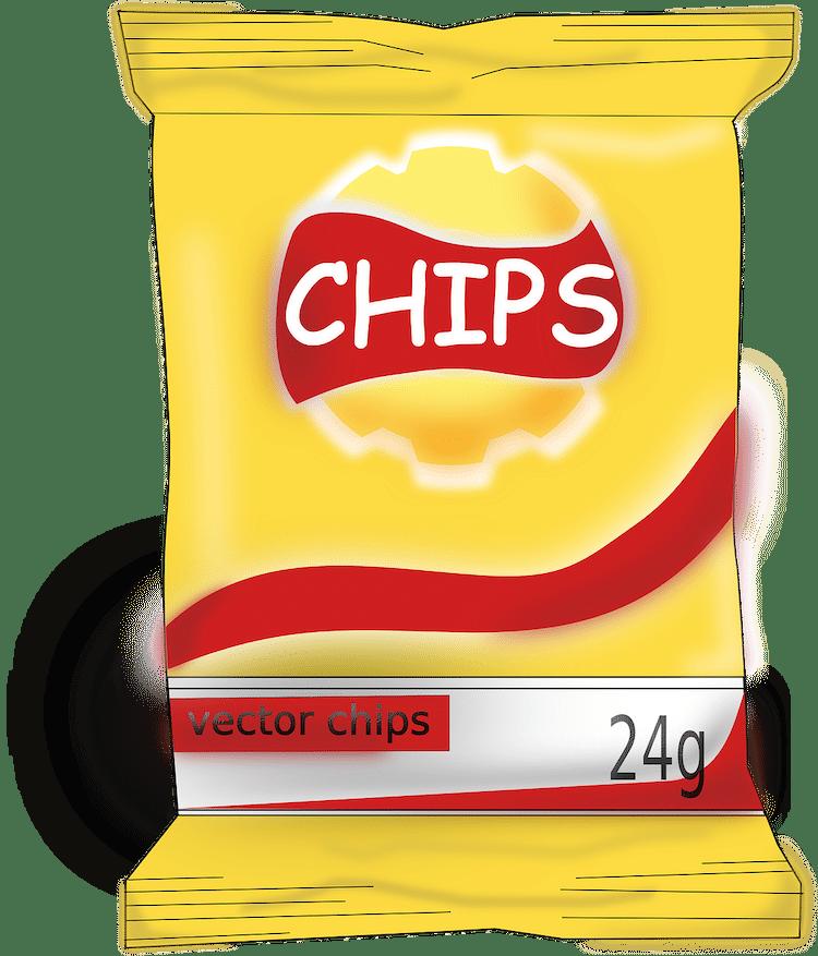 Photo of Chips-Dieb angefahren
