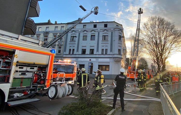 Photo of Feuerwehr-Einsatz