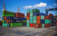 Rückgänge im Export