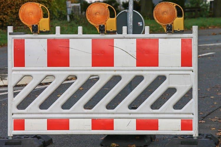 Photo of Straßensperrungen für Kreisverkehr