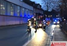 Photo of Brand sorgt für Stadtalarm