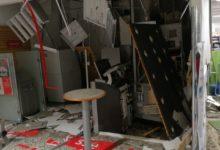 Photo of Einbrecher sprengen Geldautomaten