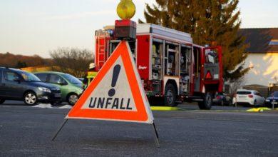 Photo of Unfall – sechs Fahrzeuge beteiligt