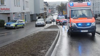 Photo of Zwei Mädchen bei Unfall verletzt