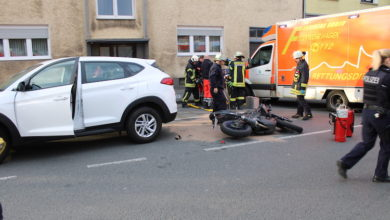 Photo of Verkehrsunfall – Zwei Schwerverletzte